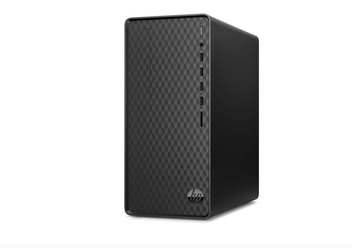 HP M01-F0037NS, Intel® Core™ i3-9100, 8GB RAM, 512GB SSD, Windows 10, Negro