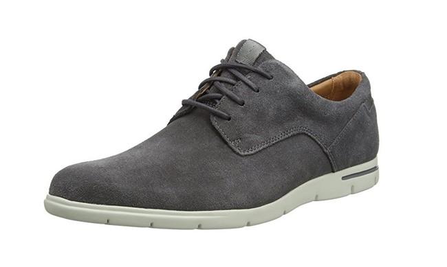 Arreglados pero informales con los zapatos para hombre Clarks Vennor Walk: ahora por 50 euros en Amazon