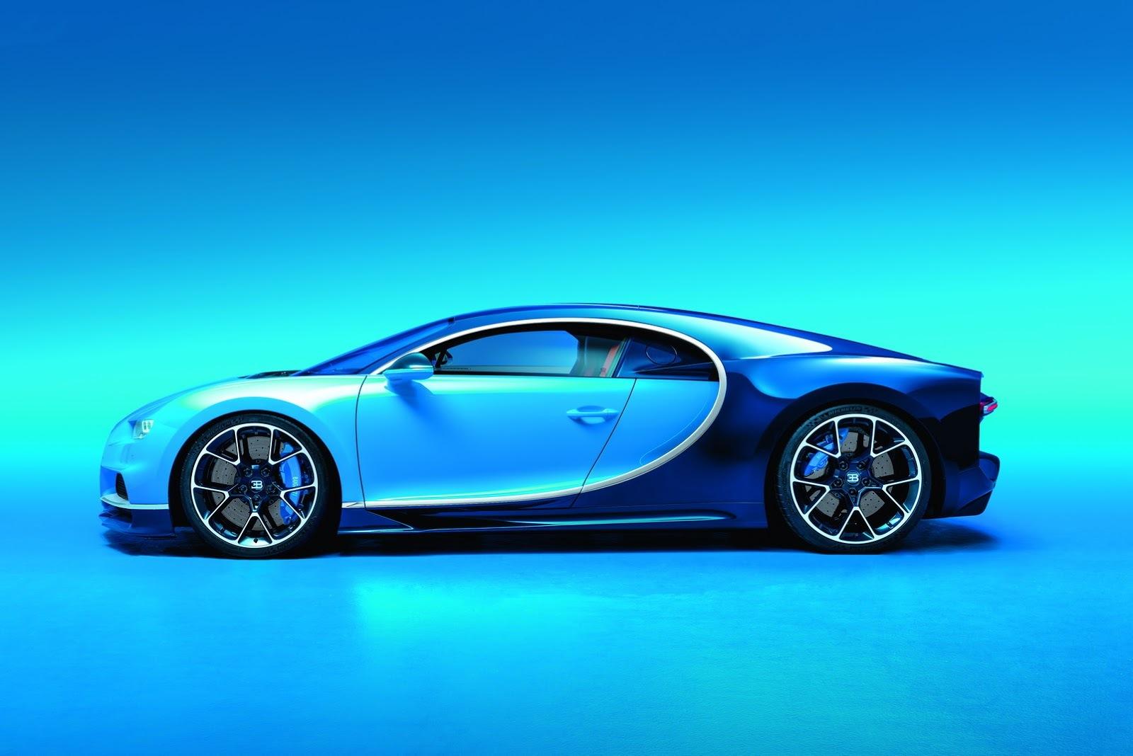 Foto de Bugatti Chiron (3/77)