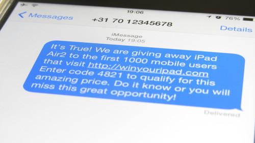 Cómo protegerse o evitar los intentos de timo y spam en el móvil