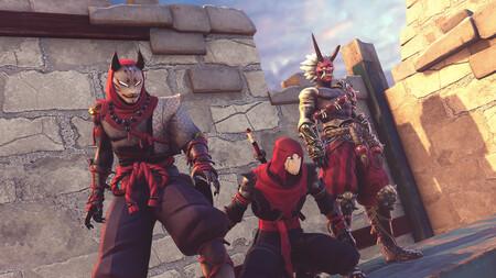 Las sombras y la oscuridad serán nuestras mayores aliadas en Aragami 2, la secuela que contará con cooperativo ninja a tres bandas en septiembre