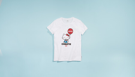 Levi S X Hello Kitty Print Bar 2
