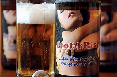 ¿Problemas con el sexo? Prueba la nueva cerveza erótica