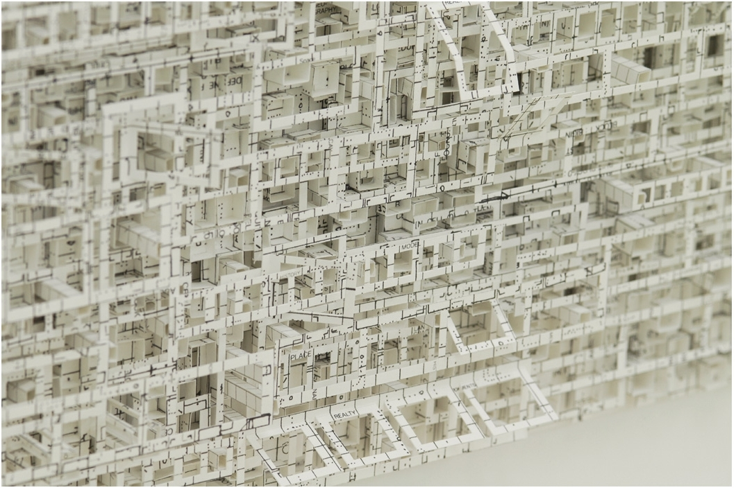 Foto de Ciudades de papel por Katsumi Hayakawa (4/14)