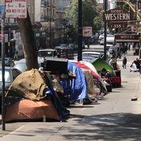 Campamentos por las calles: cómo la crisis de vivienda y los opioides han arrasado San Francisco