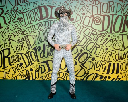 Orville Peck Dior Fall 2020 3 12 19