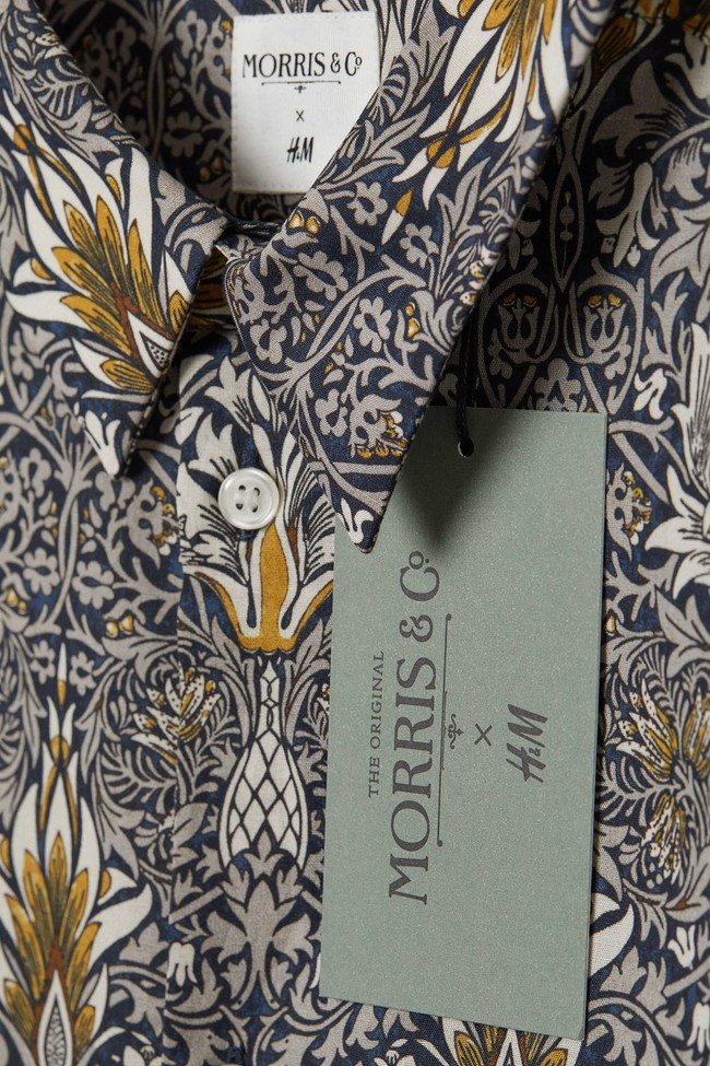 Morris & Co. colabora con H&M y nos presenta las mejores camisas que podemos lucir este otoño