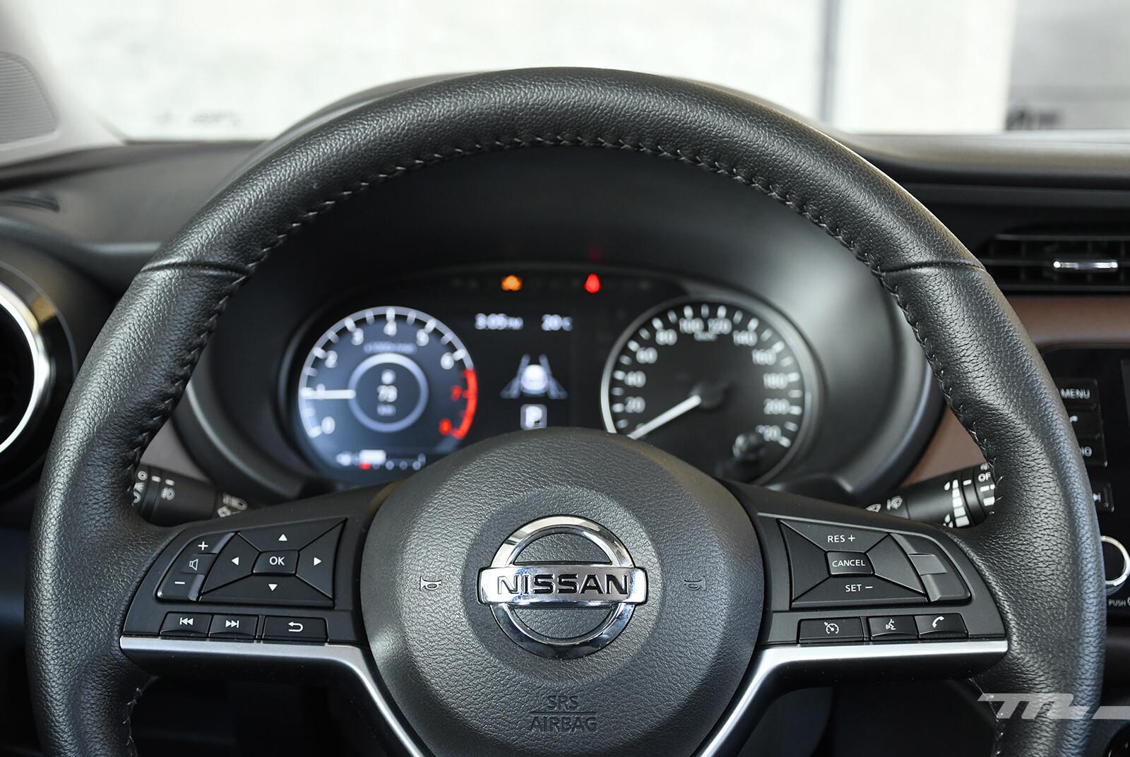 Foto de Nissan Kicks 2021 (prueba) (25/31)