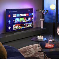 La nueva gama de televisores Philips OLED 800 llegará en julio: procesador P5, Ambilight, Dolby Atmos, Vision y Play-Fi