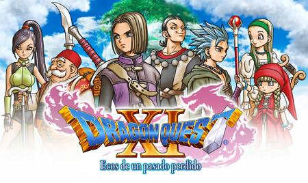 Dragon Quest XI saldrá a la venta en occidente en septiembre con unas cuantas novedades exclusivas