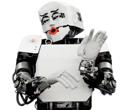 Kobian Robot, en busca del código del club de la comedia
