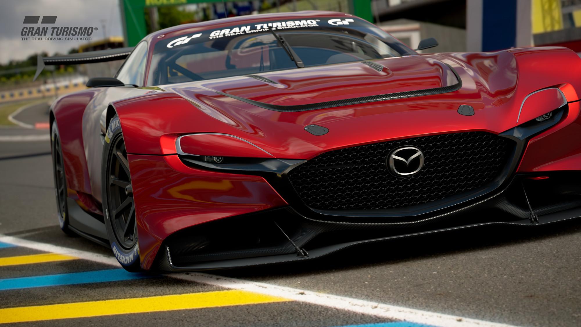 Foto de Mazda RX-Vision GT3 (15/24)
