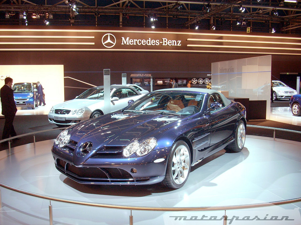 Foto de Mercedes-Benz en el Salón de Madrid (33/40)