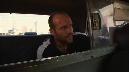Jason Statham Crank Escena