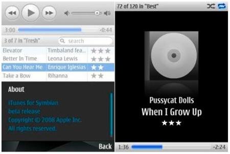 Rumor: iTunes podría llegar a Symbian en enero