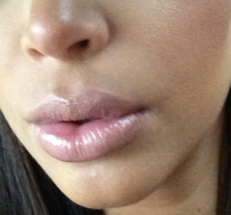 Kim Kardashian es <em>tó</em> morros