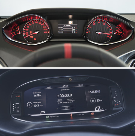 Seat Leon Cupra Vs Peugeot 308 Gt 8