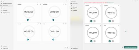 Alarmas Y Reloj Windows 11 Vs Win 10