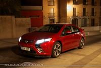 Opel Ampera, prueba (conducción, consumos y dinámica)