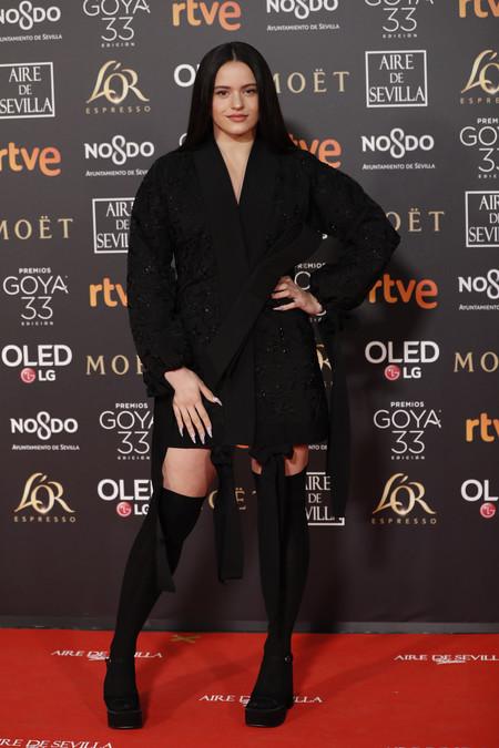 El kimono vuelve a ser tendencia, palabra de Rosalía