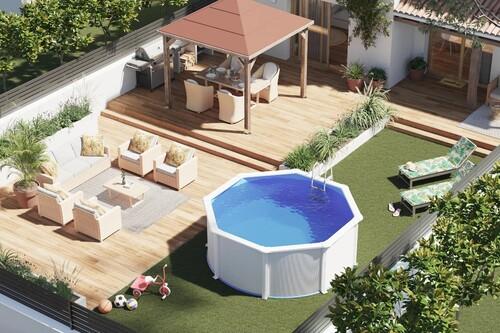 Ofertas de Primavera en Leroy Merlin: barbacoas, muebles de jardín y piscinas sin obra más baratas