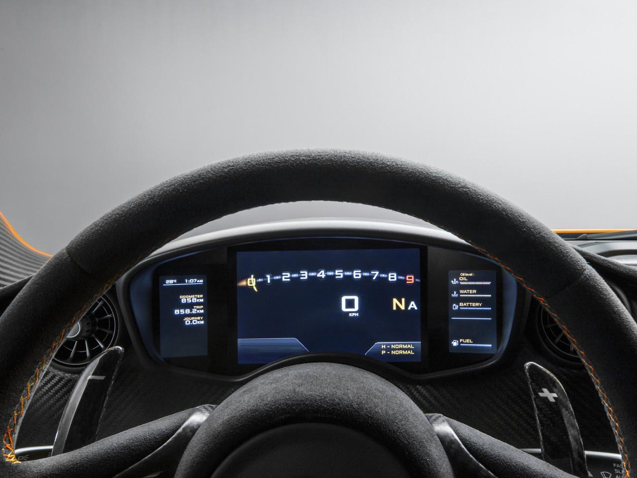 Foto de McLaren P1 (6/12)