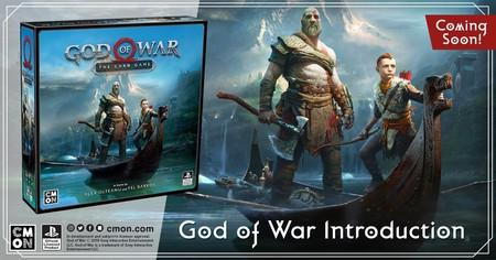 God of War contará con su propio juego de cartas para salvar Midgard del Ragnarok