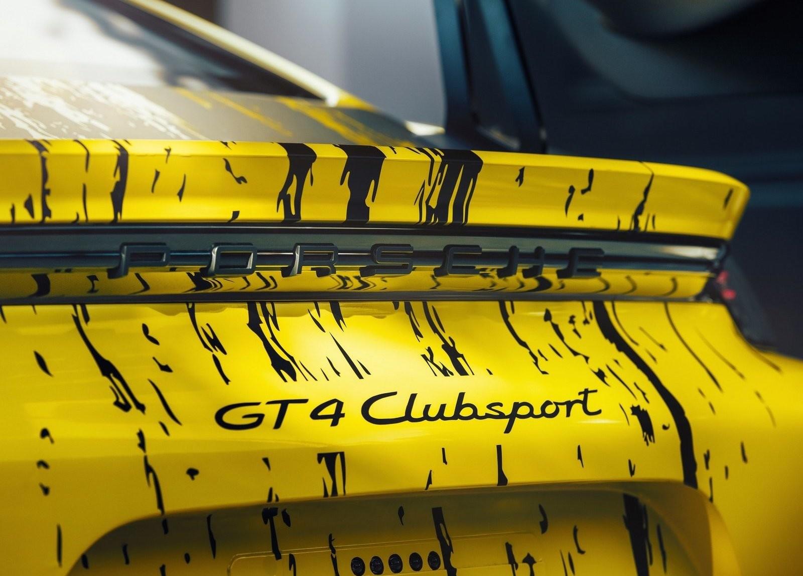 Foto de Porsche 718 Cayman GT4 Competition (12/13)