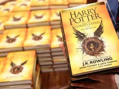 'Harry Potter y el legado maldito' encabeza la lista de los diez más vendidos en 2016