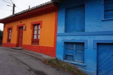 Sietes Casas Colores