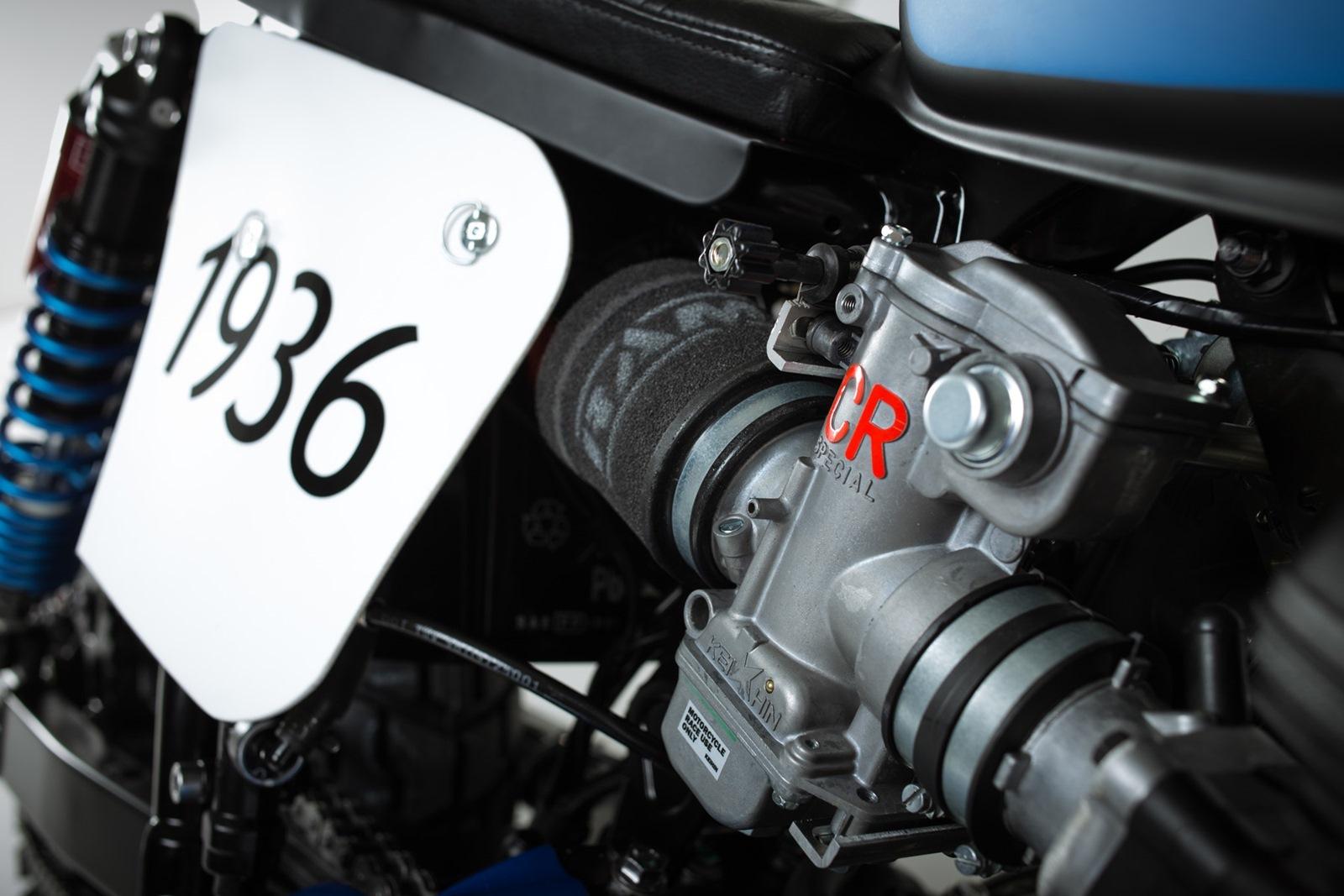 Foto de Triumph Bonneville BIT1 Flat Tracker (29/42)