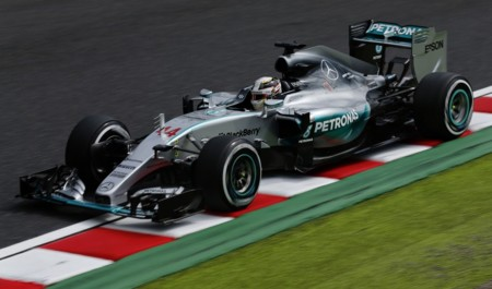 Lewis Hamilton despeja dudas con su victoria en Suzuka