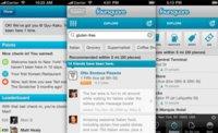 Foursquare se transforma en un motor de recomendaciones con su versión 3.0