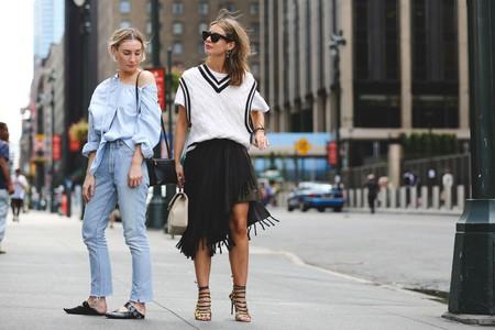 Siete chalecos de punto low-cost como los vistos en el street style para sumarse a la tendencia antes que nadie