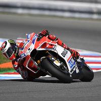 """Un error en Ducati deja a Jorge Lorenzo sin posibilidades: """"Ha sido una pena la carrera de hoy"""""""