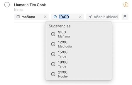 Fecha Y Hora Mac