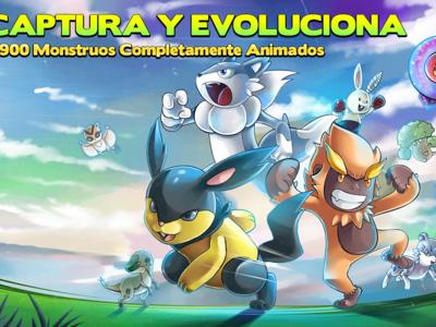 Ofertas en Google Play: Neo Monsters (alias Pokémon) y la herramienta de corrección de lente SKRWT a 0,10 €
