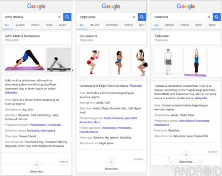 Yoga Google