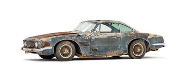 Este Maserati oxidado y tirado al olvido podría valer más de 13 MDP