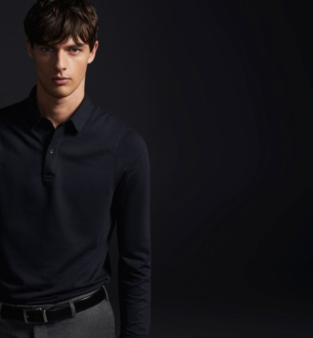 Hannes Gobeyn Massimo Dutti Nyc Collection Fall Winter 2015 Looks 018
