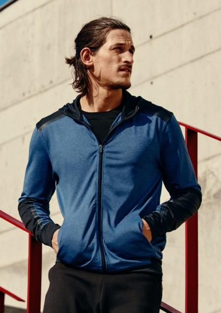 Jarrod Scott H And M Spring 2016 Sportswear Campaign 003