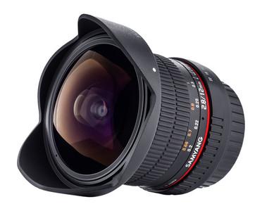 Samyang ha dado a conocer su nuevo objetivo «ojo de pez» para Full Frame: el 12 mm f/2.8 ED AS NCS