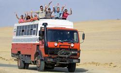 Ozbus: de Londres a Sydney en autobús