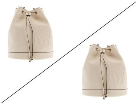 Bolso Noé Louis Vuitton clon en Parfois