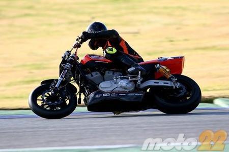 Harley Davidson XR1200 BBQ Series, la prueba (3/4)