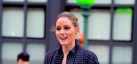 Olivia Palermo o cómo sorprender al personal con un look de trabajo (con final inesperado)