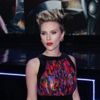 Scarlett y ese corte de pelo que todavía...