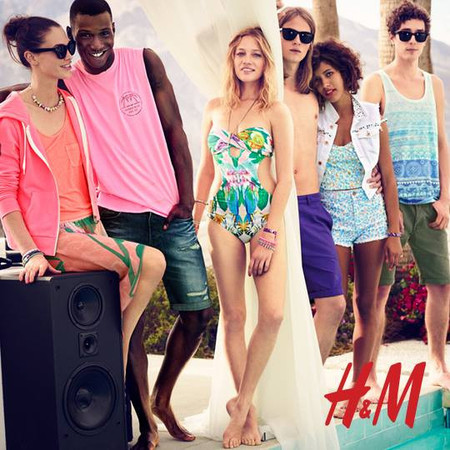 ¿Y si nos vamos a la `pool party´ que ha preparado H&M?