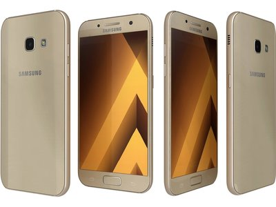 Superweekend en eBay: Samsung Galaxy A3 (2017) Gold por 239 euros y envío gratis