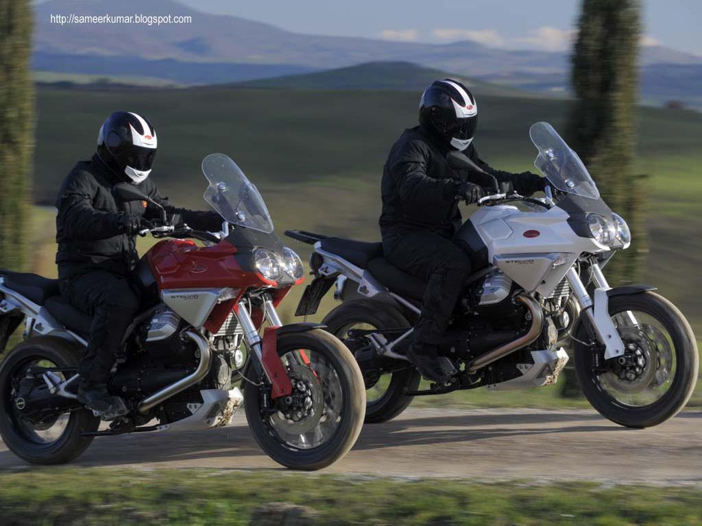 Foto de Moto Guzzi Stelvio, nuevas imágenes y detalles (1/7)